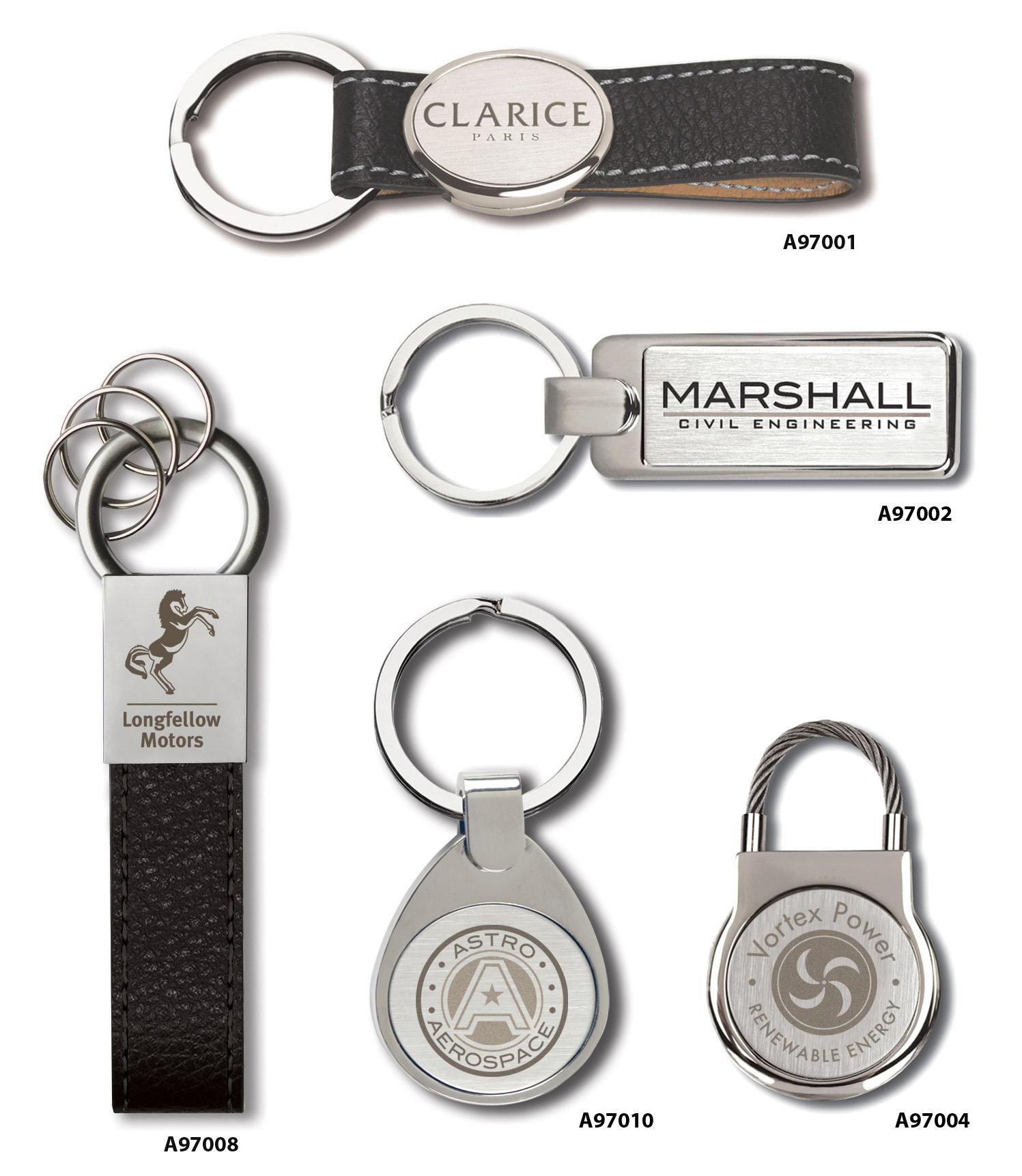 elite keyrings engraved keyrings 4 business